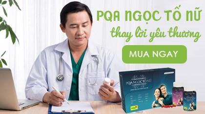 PQA ngọc tố nữ, chữa yếu sinh lý bằng thuốc đông y