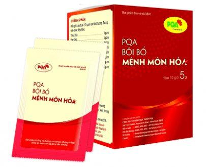 PQA Mệnh môn hỏa trị lạnh trong người