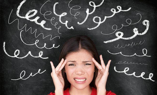 Triệu chứng của suy nhược thần kinh