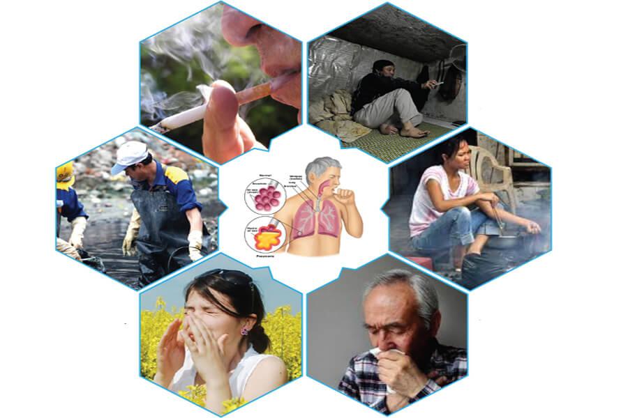 Những nguyên nhân gây viêm họng