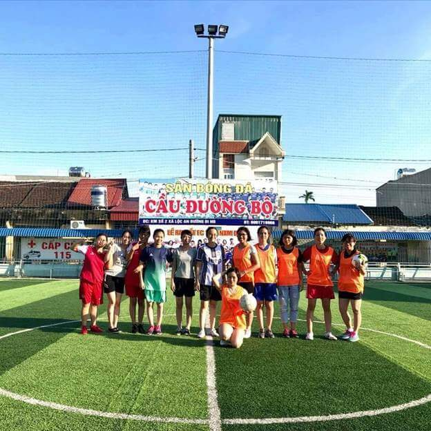 Đội bóng đá nữ PQA