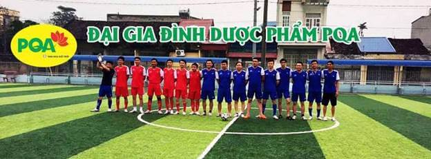 Đội bóng đá nam của Công ty được duy trì