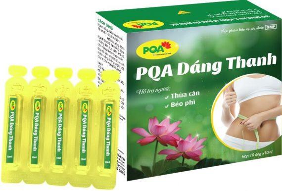 Thuốc giảm cân PQA Dáng Thanh