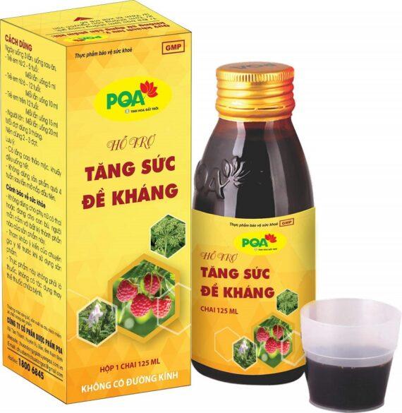 thuốc bổ tăng sức đề kháng Siro PQA Tăng Sức Đề Kháng
